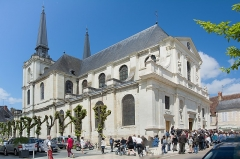 Eglise paroissiale Notre-Dame - This building is indexed in the Base Mérimée, a database of architectural heritage maintained by the French Ministry of Culture,under the reference PA00097947 .