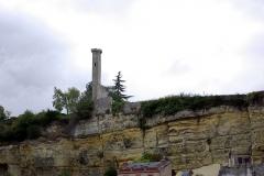 Tour dite La Lanterne - Français:   Tour dite La Lanterne de Rochecorbon.