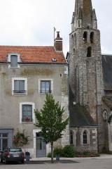 Eglise paroissiale Saint-Martin - Français:   Tauxigny - Eglise Saint-Martin