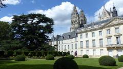 Ancien archevêché, actuellement musée des Beaux-Arts - Français:   Musée des beaux-arts