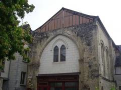 Ancienne église Saint-Pierre-le-Puellier - Français:   Ancienne église Saint-Pierre-le-Puellier de Tours (Indre-et-Loire, France)