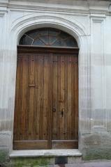 Hôtel du 18e siècle - Français:   Hôtel 16 rue de Littré - Tours