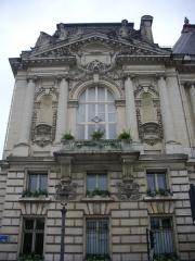Hôtel de ville - Hôtel de ville de Tours (Indre-et-Loire, France)