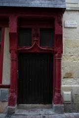 Maison du 15e siècle - Français:   Maison (Inscrit), lieu de naissance de Jules Moineaux.