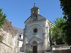 Ancienne maladrerie Saint-Lazare - Ancienne chapelle des Lazaristes derrière la cathédrale St Gatien