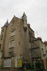 Oratoire des Briçonnets - Français:   Oratoire Briconnets, 15 rue du Change Tours.