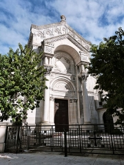 Basilique Saint-Martin - This building is indexed in the Base Mérimée, a database of architectural heritage maintained by the French Ministry of Culture,under the reference PA00098305 .