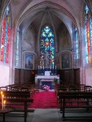 Eglise Saint-Nicolas-Saint-Lomer - Église Saint-Nicolas de Blois (Loir-et-Cher, France)