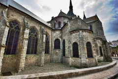 Eglise Saint-Nicolas-Saint-Lomer - Eglise St Nicolas - Blois