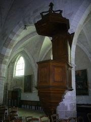 Eglise Saint-Saturnin - Français:   Église Saint-Saturnin de Blois (Loir-et-Cher, France)