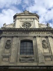 Eglise Saint-Vincent - Église Saint-Vincent-de-Paul de Blois (Loir-et-Cher, France), façade sud-est