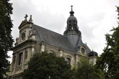 Eglise Saint-Vincent - Église Saint-Vincent, France, Blois (41)