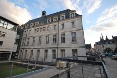 Restes des bâtiments de l'ancien Hôtel-Dieu - Deutsch: Hôtel-Dieu de Blois