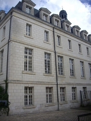 Restes des bâtiments de l'ancien Hôtel-Dieu - Français:   Hôtel-Dieu de Blois (Loir-et-Cher, France)