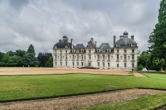 Château de Cheverny - English: Castle of Cheverny, Loir-et-Cher, France