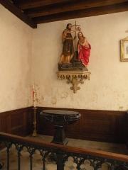 Eglise Saint-Etienne - Église Saint-Étienne de Cheverny, en Loir-et-Cher (France)