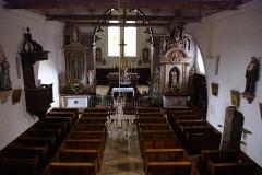 Eglise Saint-Gervais-Saint-Protais - This building is classé au titre des monuments historiques de la France. It is indexed in the base Mérimée, a database of architectural heritage maintained by the French Ministry of Culture,under the reference PA00098429 .