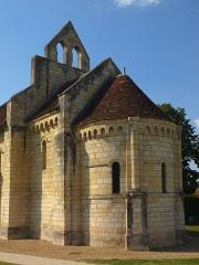 Chapelle Saint-Lazare (ancienne maladrerie) £ - La chapelle Saint Lazare de Noyers sur Cher dans le Loir et Cher