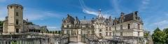 Château - English: Castle of Saint-Aignan, Loir-et-Cher, France