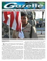 Eglise Saint-Martin -  Guantanamo Bay Gazette, volume 69, issue 34