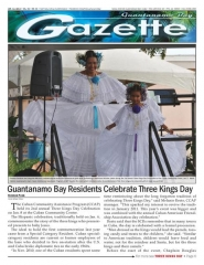 Eglise Saint-Martin -  Guantanamo Bay Gazette, volume 69, issue 01