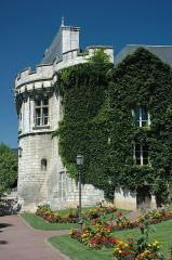Ancienne porte Saint-Georges - English: Vendôme, Loir-et-Cher, France