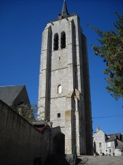 Tour Saint-Firmin - This building is classé au titre des monuments historiques de la France. It is indexed in the base Mérimée, a database of architectural heritage maintained by the French Ministry of Culture,under the reference PA00098702 .