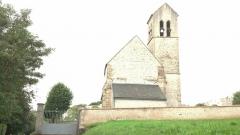 Eglise Saint-Martin-le-Seul - Église Saint-Martin-le-Seul de Bondaroy