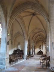 Eglise Saint-Pierre - Français:   Châtillon-Coligny: bas-côté de l\'église Saint-Pierre.