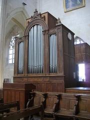 Basilique Notre-Dame - Français:   Basilique Notre-Dame de Cléry-Saint-André (Loiret, France)