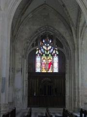 Basilique Notre-Dame - Basilique Notre-Dame de Cléry-Saint-André (Loiret, France)