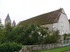 Château de Courcelles-le-Roi - English:   The castle of Courcelles (Loiret, Centre, France).