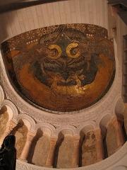 Eglise de la Très-Sainte-Trinité - This building is classé au titre des monuments historiques de la France. It is indexed in the base Mérimée, a database of architectural heritage maintained by the French Ministry of Culture,under the reference PA00098783 .