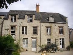 Château - Français:   Château de Meung-sur-Loire (Loiret, France), orangerie