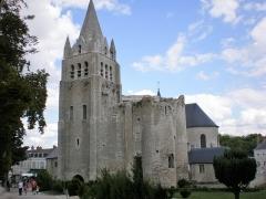 Eglise Saint-Liphard - Français:   église de Meung sur Loire