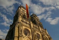 Cathédrale Sainte-Croix - Deutsch: Orleans, Kathedrale