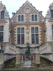 Hôtel Groslot, actuellement Hôtel de ville - Hôtel Groslot, à Orléans (Loiret, France)
