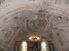 Eglise Saint-Jacques le Majeur - English: Saint-Hubert's chapel of Courcelles (Loiret, Centre, France).