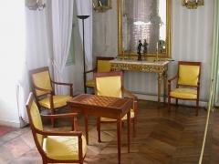 Maison de Napoléon Bonaparte - Français:   La Maison Bonaparte à Ajaccio. Un salon.