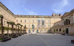Palais Fesch - Français:   Le Palais Fesch à Ajaccio en Corse