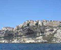 Citadelle - Français:   Citadelle de Bonifacio