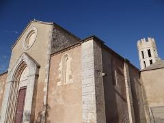 Eglise Saint-Dominique - Français:   Église Saint-Dominique de Bonifacio