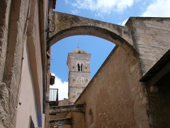 Eglise Sainte-Marie - Français:   Église Sainte-Marie-Majeure, Bonifacio, Corse