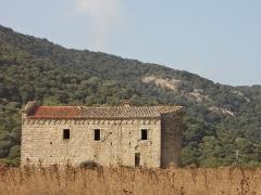 Ancienne église Saint-Jean-Baptiste - Français:   Église San Giovanni de Grossa, Corse  (Classé, 1977)