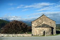 Chapelle Saint-Jean -  Chapelle San Giovanni, des Xe - XIe siècles, classée.