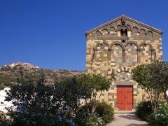 Eglise de la Sainte-Trinité - Français:   Aregno - Eglise de la Trinité et de San Giovanni