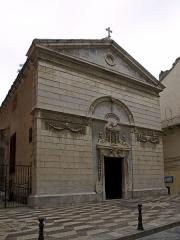 Eglise de la Conception - English:   Oratory of Immaculate Conception, Bastia
