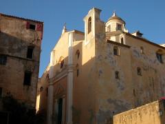 Eglise Saint-Jean-Baptiste - Français:   Pro-cathédrale Saint-Jean-Baptiste, Calvi, Corse