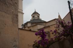 Eglise Saint-Jean-Baptiste - Français:   Eglise St-Jean-Baptiste dans le citadelle de Calvi, Haute-Corse