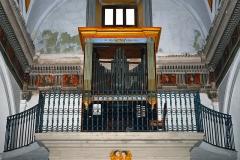 Eglise paroissiale -  Cateri, Balagne (Corse) - Orgue Domini de 1902 de l'église de l´Assomption